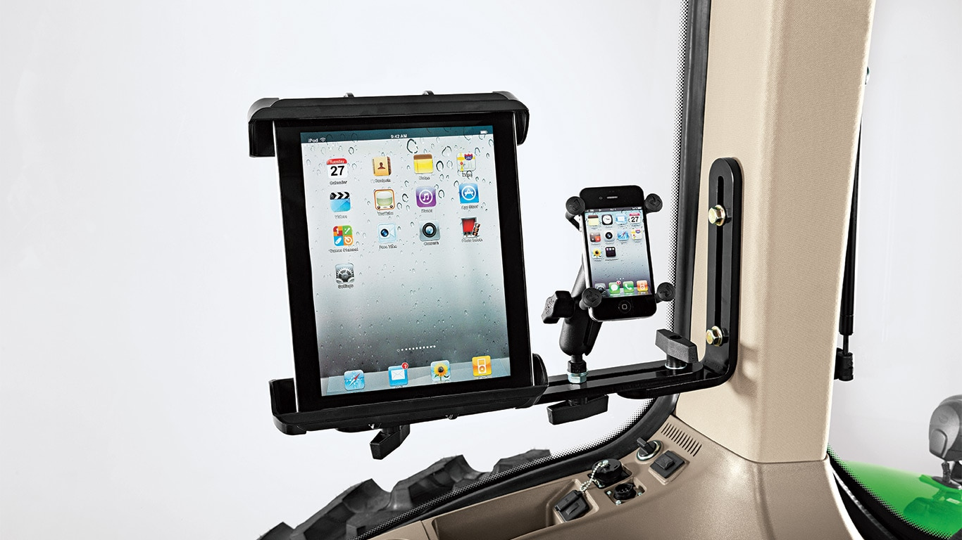 Holder & til mobiltelefon eller tablet