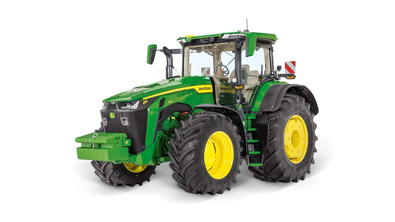 8r 370 | store traktorer | traktorer | john deere